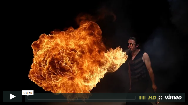 Slow Motion, Fire Breathers & Bullet Time